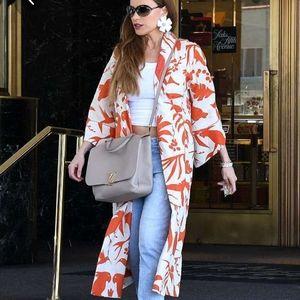 Dresses & Skirts - Maxi Kimono One size
